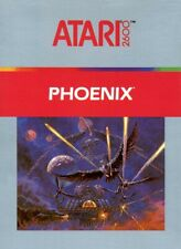 Atari 2600 game Phoenix Silverlabel cartridge