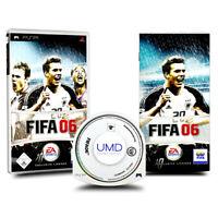 PSP Spiel Fifa 06 2006