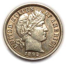 10 cents 1892 - Etats Unis -  Amerique