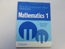 Good - Practice in the Basic Skills Matematics 1 Answer Book - D. Smith, D. Newt
