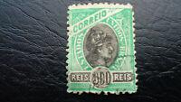 Brasilien, Stamps, Briefmarke, 1904, Mi-Nr. 151, Correio, 300 Reis gestempelt