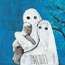 FRANK IERO & THE PATIENCE - PARACHUTES/BLUE COLOURED NEW CD