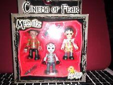 Cinema of Fear Freddy, Texas Chainsaw Massacre, Jason.