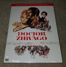Doctor Zhivago (2-Disc Special Edition) FACTORY SEALED NEW Region 1 DVD