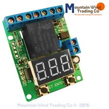 12 Volt Digital Charge Controller BRAIN BOARD wind turbine solar