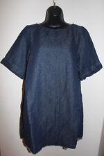 COS Women's Dress / Tunic Linen/ Cotton Size: 6