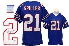 C.J. Spiller SIGNED Blue Rookie Jersey - PSA/DNA - Pro Style Autographed