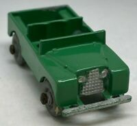 Matchbox Lesney Moko 12a Land Rover Green - Near Mint