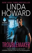 Troublemaker by Linda Howard (2016, Paperback) Read Once
