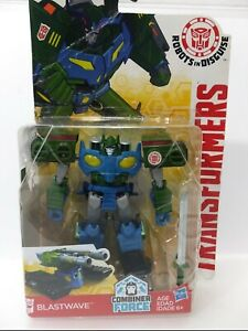 Hasbro Transformers RID  2016 Combiner Force Warriors Class Figure BLASTWAVE  **