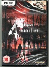 Resident Evil 4 HD 'Ultimate' Nuevo Y Sellado (Pc-Dvd)