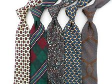 Lot of 5 Silk Ties