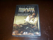 CRISS ANGEL MINDFREAK The Most Dangerous Escapes Escape Magic Illusion A&E DVD
