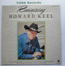 HOWARD KEEL - Reminiscing - Excellent Condition LP Record Telstar STAR 2259