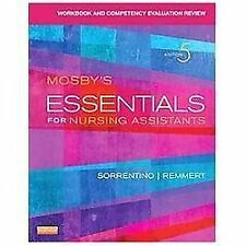 Workbook and Competency Evaluation Review for Mosby's Essentials for Nursing...