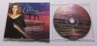 Celine Dion - My Heart Will Go on - 4 Track Maxi-CD - Beauty And The Beast
