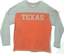 VNTG NIKE / TEXAS LONGHORNS / long sleeve / Adult X-large / 100% cotton / LOGO's