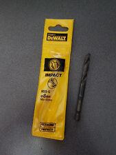6.0 mm OL:93mm WL:57mm 10 DEWALT DEWDT 5549QZ Extreme 2 Metal Drill Bits