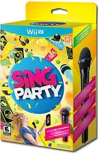 SiNG PARTY (Wii U, 2012)