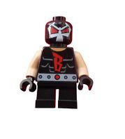 Lego Bane kurze Beine Super Heroes Neu Minifigur Figur Legofigur Minifig (sh245)