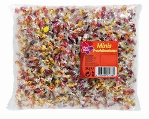 (4,00€ / 1kg) Red Band Minis 3kg Fruchtbonbons