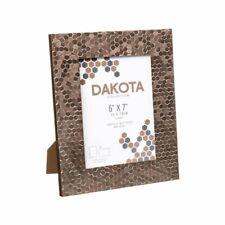 "Designer Bronze Dakota Photo frame 5"" x 7"" (13 x 18cm)"