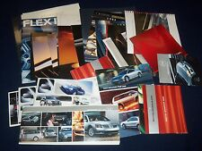 1980S-1990S MITSUBISHI BROCHURE LOT OF 28 - CAR AUTOMOBILE LITERATURE - LM 110