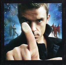 Intensive Care [PA] by Robbie Williams (England) (CD, Oct-2005, Universal)
