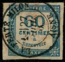 Lot N°4385l France Taxe N°9 Oblitéré Qualité TB