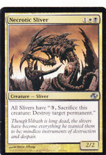 1 x Necrotic Sliver uncommon creature from Planar Chaos (Mtg)