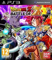 Dragon Ball Z : Battle of Z pour PS3