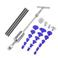 CAR Body paintless Dent Repair Dent Puller Kit Dent removal Slide Hammer glue AU