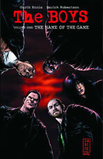 The Boys Volume One (1) The Name of the Game - Graphic Novel - BRAND NEW, Vol 01
