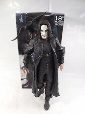 "TESTED WORKING NECA THE CROW ERIC DRAVEN MOTION ACTIVATED 18"" FIGURE W/BOX"