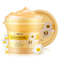 Natural Organic Facial Exfoliator Cream 120g Peel Cream Gel Face Scrub Removal