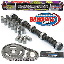"HOWARD'S 2400-6200 RPM SBC Big Mama Rattler™ 297/305 507""/495"" 109° Cam Kit"