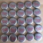 25 COORS LIGHT TWIST CAP OBSOLETE BEER BOTTLE CAPS