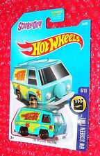 2017 Hot Wheels Screen Time THE MYSTERY MACHINE  Scooby-Doo!  DTX34-D9B0B B case