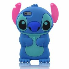 3D Cute Cartoon Soft Silicone Phone Case Back Cover Skin For Various Phones