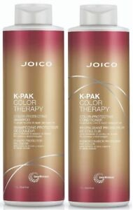 Joico K Pak Color Therapy Shampoo & Conditioner Duo 33.8 oz  FRESH Authentic
