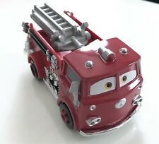 DISNEY CARS RED CAMION DE POMPIER LOOSE NEUF NEW  SANS EMBALLAGE