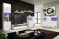Wall Units with LEDs