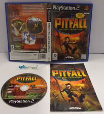 Console Game SONY Playstation 2 PS2 PAL EUR ITALIANO PITFALL THE LOST EXPEDITION