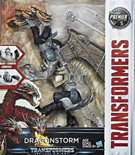 HASBRO TRANSFORMERS MV5 THE LAST KNIGHT LEADER CLASS DRAGONSTORM FIGURE