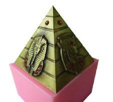 Egyptian Pyramid Silicone Fondant Chocolate Sugarcraft Clay Mold Baking Tool DIY