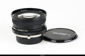 Lens Vivitar 3,8/19mm MC  for Contax Yashica