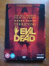 Evil Dead DVD (with cover sleeve)