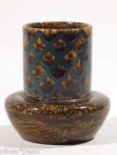 Velten Vordamm Bauhaus Keramik Vase H 13.5 cm