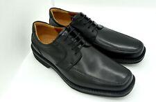 ECCO SEATTLE TIE Mens Shoes size US 9-9.5 (EUR 43) Black Leather