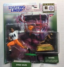 Ernie Davis Syracuse University Heisman Trophy Cleveland Browns Heroes Gridiron